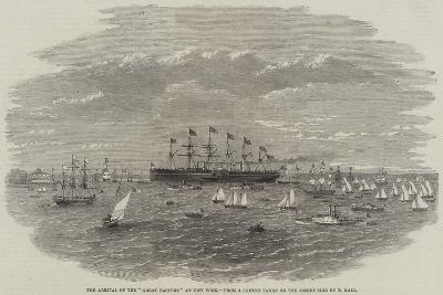 The Arrival of the Great Eastern at New York--Giclee Print