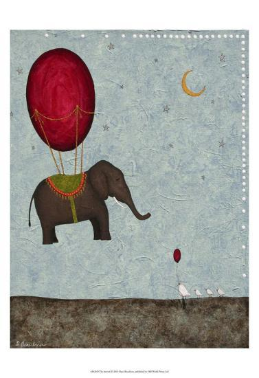 The Arrival-Shari Beaubien-Art Print