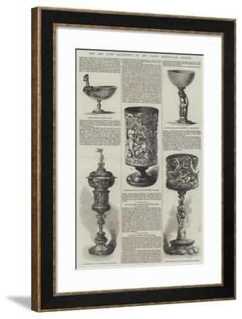 The Art Loan Collection in the South Kensington Museum--Framed Giclee Print