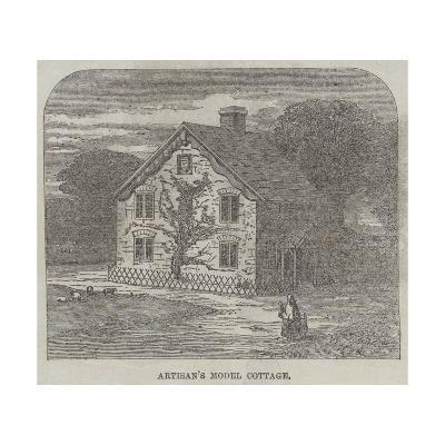 The Artisans' Suburban Cottage Movement--Giclee Print