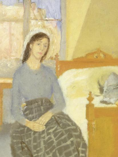 The Artist in her Room in Paris-Gwen John-Giclee Print