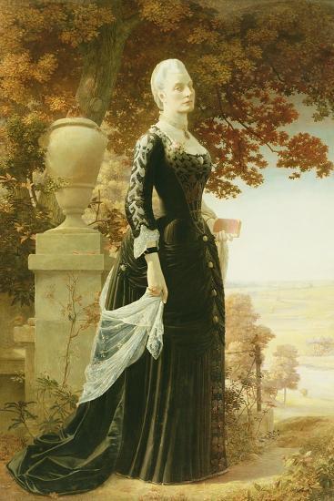 The Artists Wife-Robert Bateman-Giclee Print