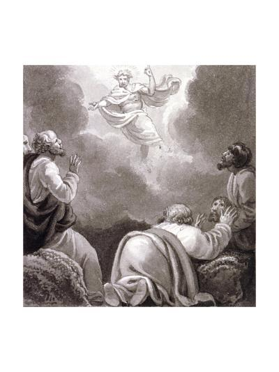 The Ascension, C1810-C1844-Henry Corbould-Giclee Print