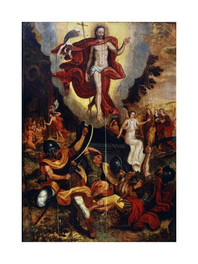 The Ascension of Christ, Second Half of 16th Century--Giclee Print