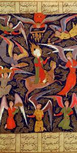 The Ascension of the Prophet Mohammed, Persian