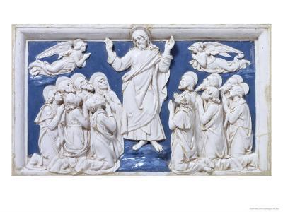 The Ascension-Andrea Della Robbia-Giclee Print