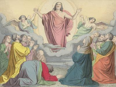 The Ascension--Giclee Print
