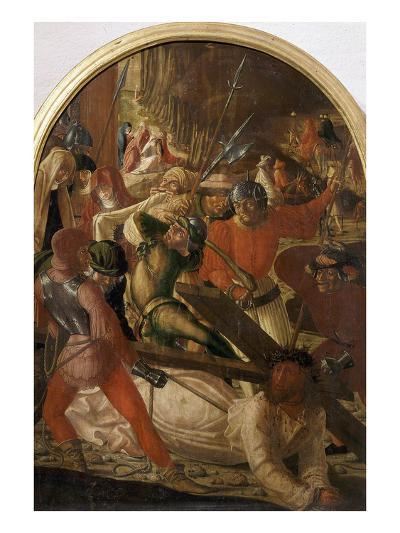 The Ascent to Calvary, C. 1506-Marx Reichlich-Giclee Print