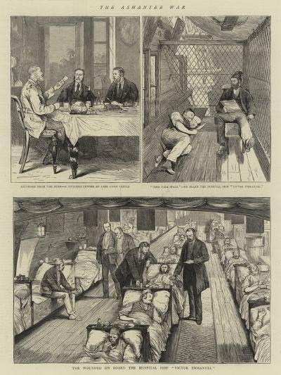 The Ashantee War-Joseph Nash-Giclee Print