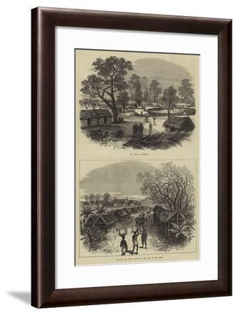 The Ashantee War--Framed Giclee Print