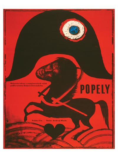 The Ashes-Popely--Art Print