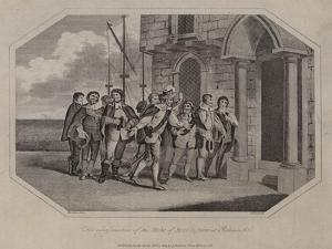 The Assassination of the Duke of Buckingham at Portsmouth, 1628