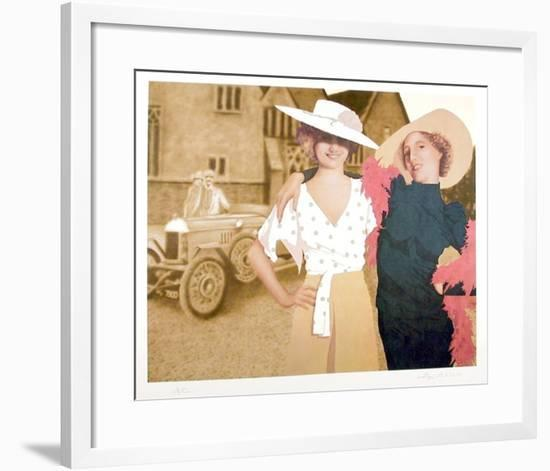 The Association-Robert Anderson-Framed Limited Edition