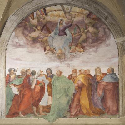 The Assumption of the Blessed Virgin Mary-Rosso Fiorentino-Giclee Print