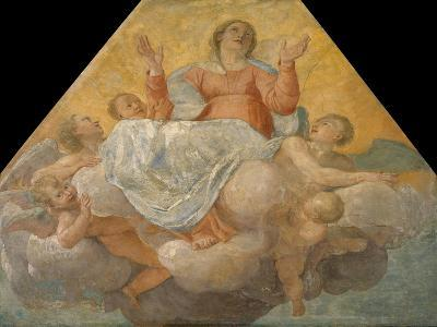 The Assumption of the Virgin, 1604-1607-Annibale Carracci-Giclee Print