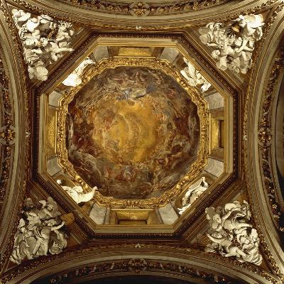 The Assumption of Virgin, 1702-1706--Giclee Print