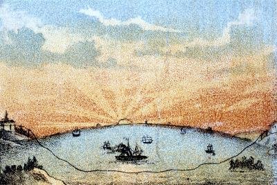 The Atlantic Telegraph, C1878--Giclee Print