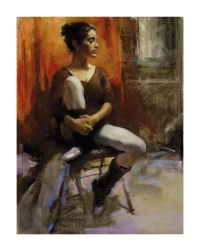 The Audition-Harley Brown-Premium Giclee Print