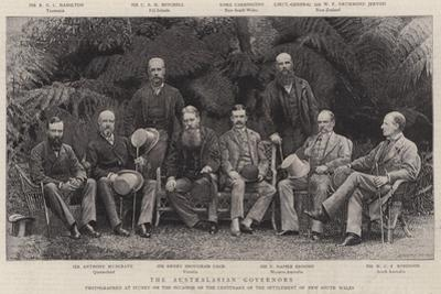 The Australasian Governors