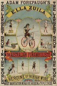 The Australian Funambulist.