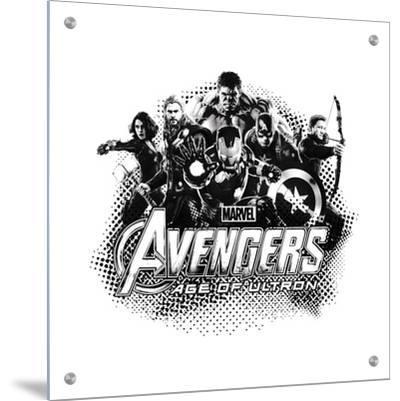 The Avengers: Age of Ultron - Hulk, Black Widow, Thor, Iron Man, Captain America and Hawkeye