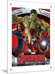 The Avengers: Age of Ultron - Iron Man, Black Widow, and Hulk