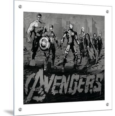 The Avengers: Age of Ultron - Iron Man, Thor, Hulk, Captain America, Hawkeye, Black Widow