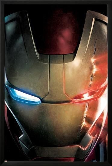 The Avengers: Age of Ultron - Iron Man--Lamina Framed Poster