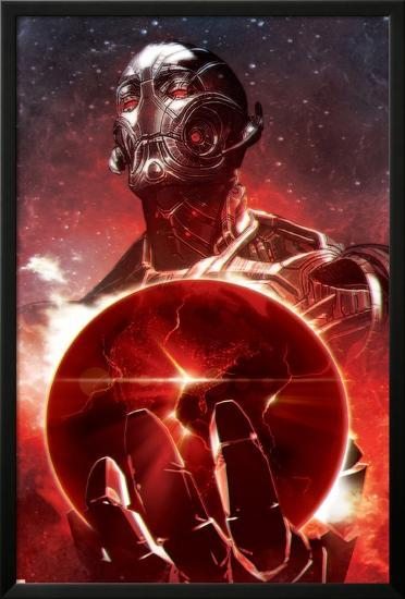 The Avengers: Age of Ultron--Lamina Framed Poster