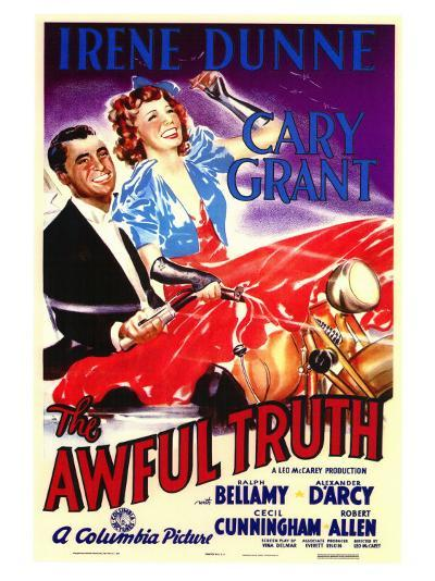 The Awful Truth, 1937--Art Print