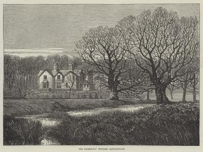 The Bachelors' Cottage, Sandringham--Giclee Print