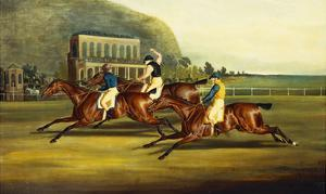 The Badsworth Hunt Gold Cup of Pontefract, Monday, March 29, 1824
