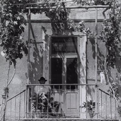 The Balcony-Vincenzo Balocchi-Photographic Print