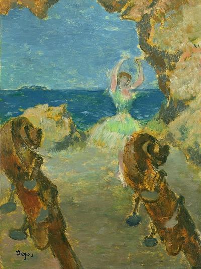 The Ballet Dancer, 1891-Edgar Degas-Giclee Print