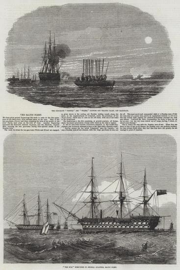 The Baltic Fleet--Giclee Print