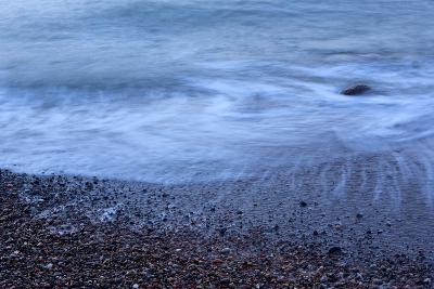 The Baltic Sea, R?gen, North Beach, Evening-Catharina Lux-Photographic Print