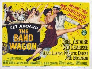 The Band Wagon, 1953