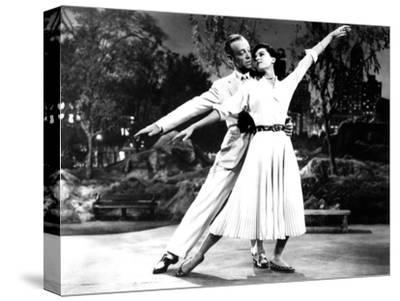 Fred Astaire 01 People 08037 Canvas Print Wall Art