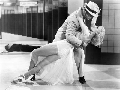The Band Wagon, from Left, Fred Astaire, Cyd Charisse, 1953--Photo