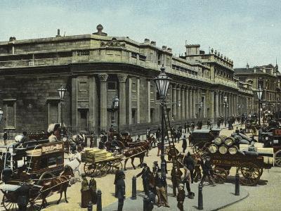 The Bank of England--Photographic Print