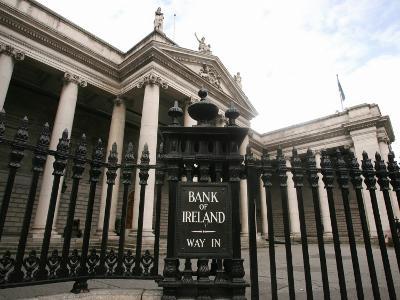 The Bank of Ireland in College Green-Carl De Souza-Photographic Print