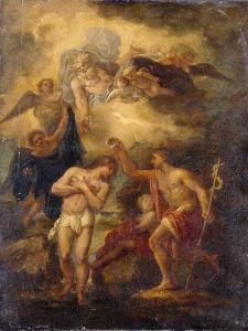 The Baptism of Christ, C.1720