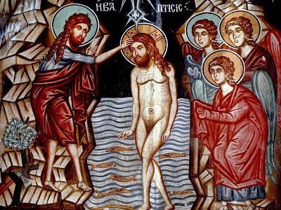 The Baptism--Giclee Print
