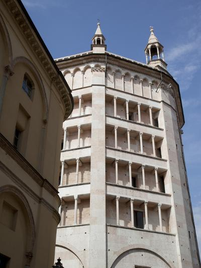 The Baptistry, Parma, Emilia Romagna, Italy, Europe-Frank Fell-Photographic Print