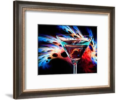 The Bar at the End of the Universe 1-Ursula Abresch-Framed Photographic Print