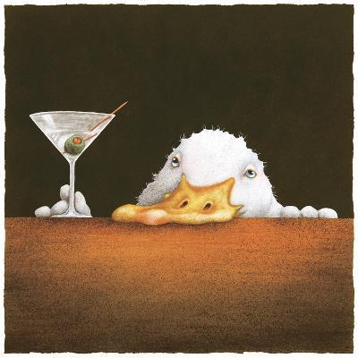 The Bar Bill-Will Bullas-Premium Giclee Print
