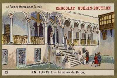 The Bardo Palace, Tunisia--Giclee Print