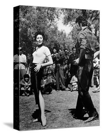 The Barefoot Contessa, 1954