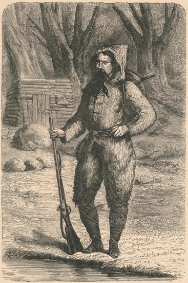 The Baron De Wogan, 1870-Unknown-Giclee Print