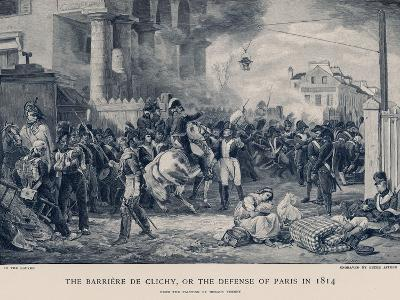 The Barriere De Clichy--Giclee Print